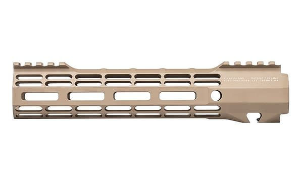 Aero Precision S-One MLOK Handguard FDE 9-inch