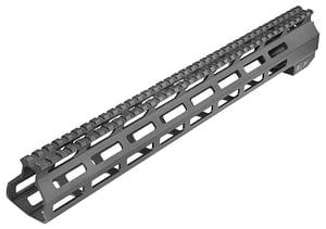 mlok handguard 15-inch 308 win oblique angle