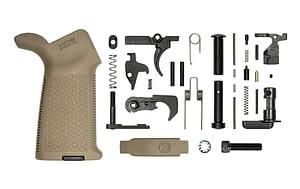 Aero Precision Lower Parts Kit AR15 MOE FDE